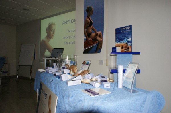 Phytomer Presentation In Cyprus Relia Beauty Suppliers